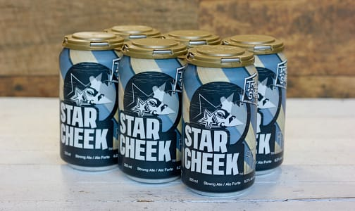 Star Cheek - Cans - 6.2%- Code#: DR1128