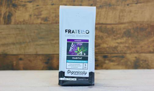 Habitat Ground Espresso- Code#: DR1132