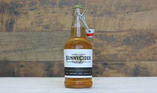 Dry Apple Cider - 6.5%- Code#: DR1133
