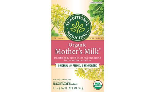Organic Mother's Milk Tea- Code#: DR1150