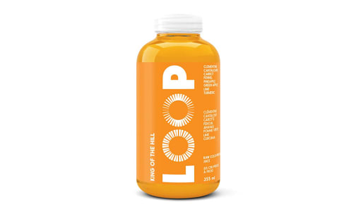 King of the Hill - Raw Cold-Pressed Juice- Code#: DR1151