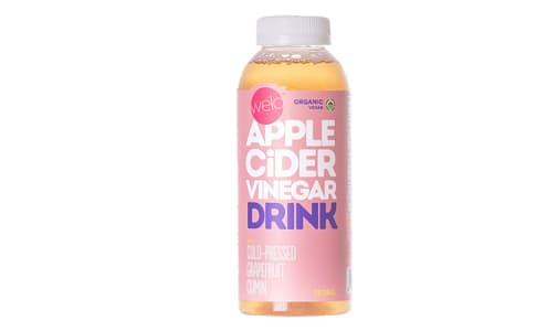 Organic ACV Drinking Vinegar - Grapefruit Cumin- Code#: DR1176