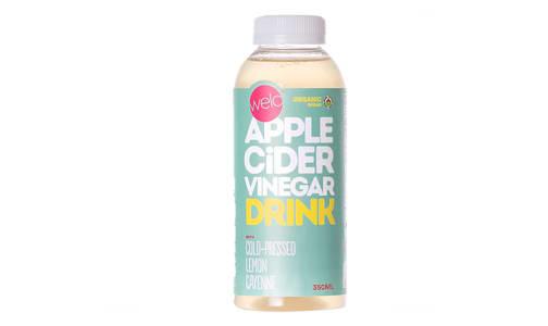 Organic ACV Drinking Vinegar - Lemon Cayenne- Code#: DR1177