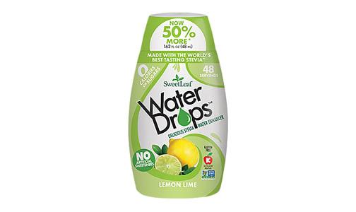 Water Enhancer Drops - Lemon Lime- Code#: DR1181