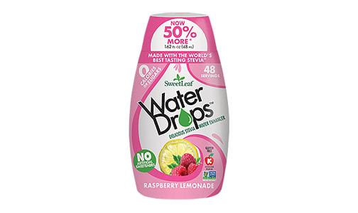 Water Enhancer Drops - Raspberry Lemonade- Code#: DR1182