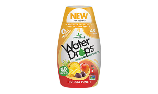 Water Enhancer Drops - Tropical Punch- Code#: DR1184