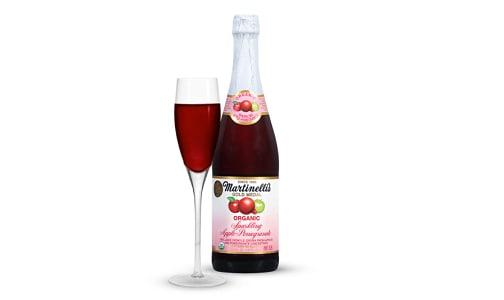 Sparklling Apple-Pomegranate Juice- Code#: DR1187