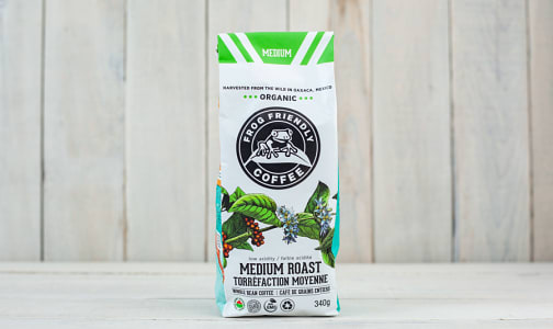 Organic Whole Medium Roast Coffee- Code#: DR1189