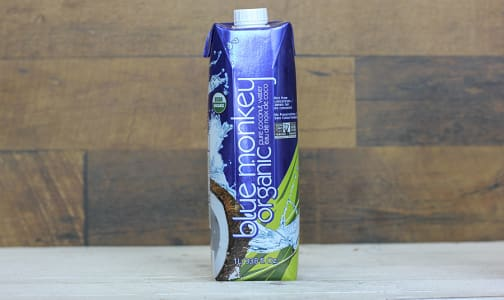 Organic Coconut Water- Code#: DR1192