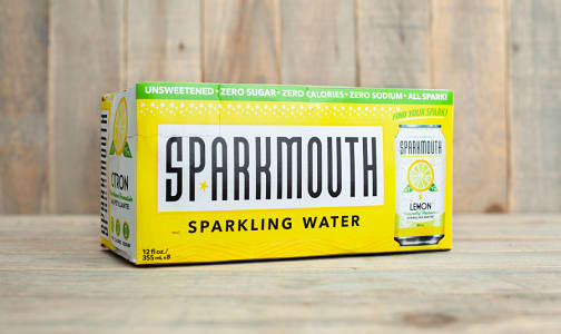 Sparkling Water - Lemon- Code#: DR1232