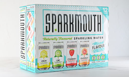 Sparkling Water - Mixed Pack- Code#: DR1235