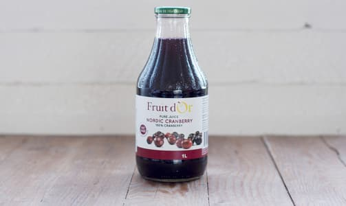 Pure Cranberry Juice- Code#: DR1250