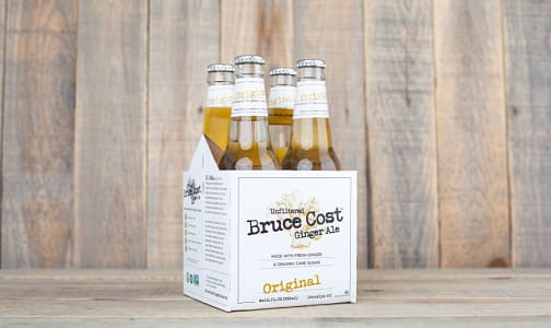 Unfiltered Original Ginger Ale- Code#: DR1260