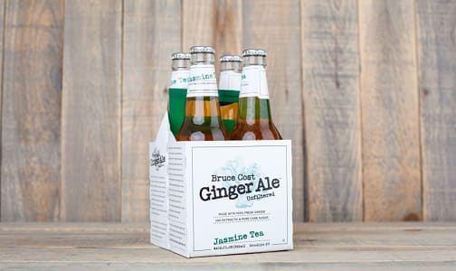 Unfiltered Jasmine Tea Ginger Ale- Code#: DR1262