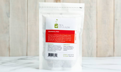 Strawberry Mint Loose Leaf Tea- Code#: DR1279