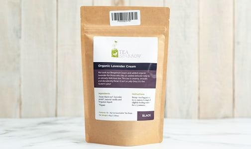 Organic Lavender Cream Tea Bags- Code#: DR1281