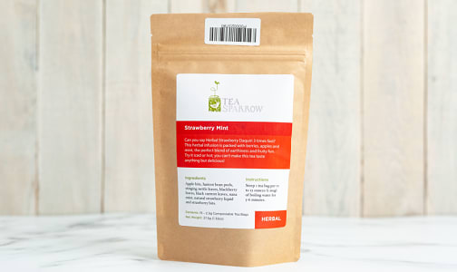 Strawberry Mint Tea Bags- Code#: DR1284