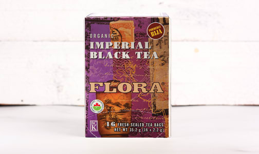 Organic Imperial Black Tea- Code#: DR1318