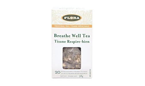 Breathe Well Tea- Code#: DR1320