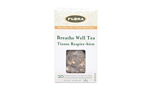 Breathe Well Tea- Code#: DR1320