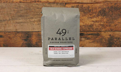 Old School Espresso 12oz- Code#: DR1358