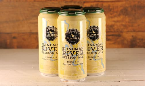 Blindman Brewing - River Session Ale- Code#: DR1369