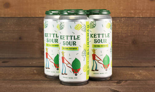 Dry Hopped Kettle Sour- Code#: DR1372