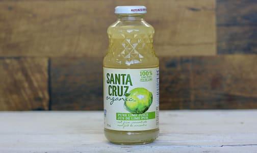 Organic Lime Juice- Code#: DR1375