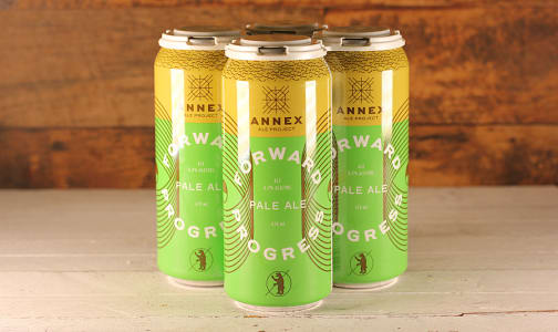 Forward Progress Pale Ale- Code#: DR1377