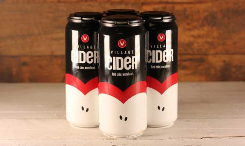 Village Brewery - Apple Cider- Code#: DR1378