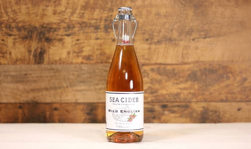 Sea Cider - Wild English- Code#: DR1384