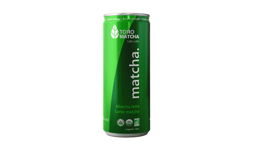 Organic Matcha Oat Milk Latte- Code#: DR1388