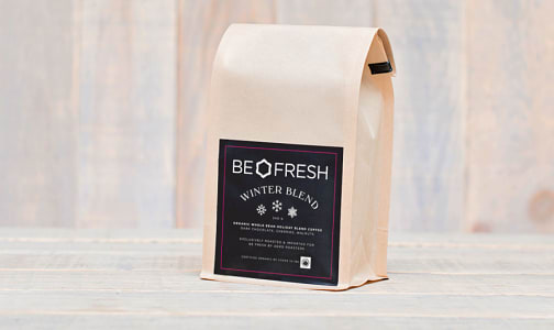 Organic Limited Edition - Winter Blend Whole Bean Coffee- Code#: DR1408