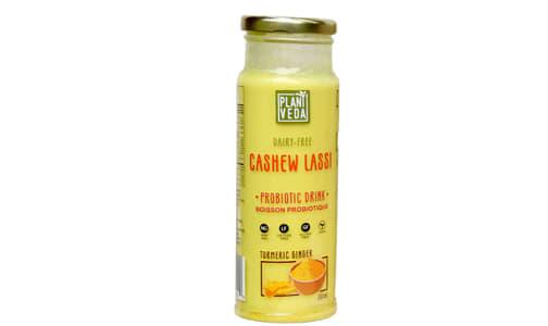 Turmeric-Ginger Lassi, Glass- Code#: DR1419