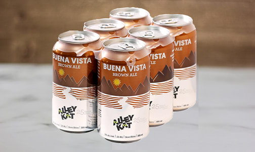 Buena Vista Brown Ale- Code#: DR1426