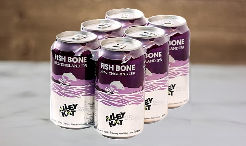Fish Bone New England IPA- Code#: DR1427