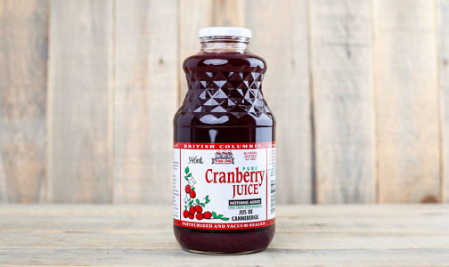 Pure Cranberry Juice- Code#: DR1435
