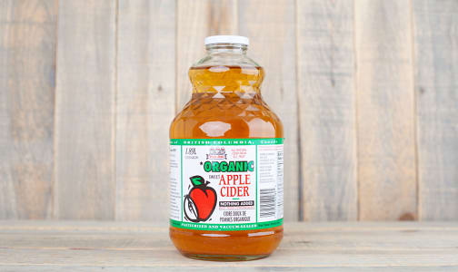 Organic Apple Cider- Code#: DR1436