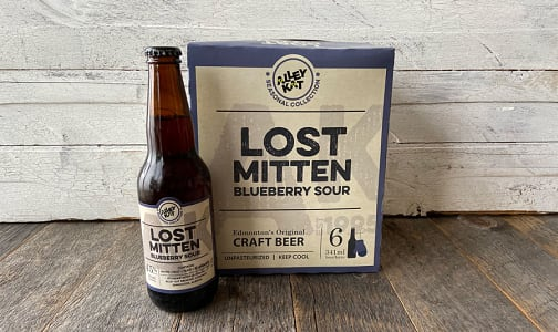 Lost Mitten Blueberry Sour- Code#: DR1440