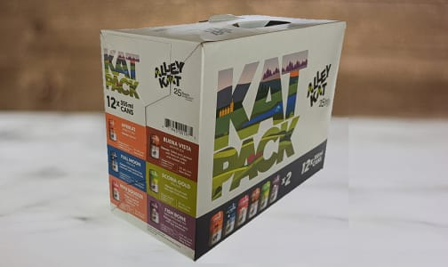 Alley Kat Variety Pack - Cans- Code#: DR1441