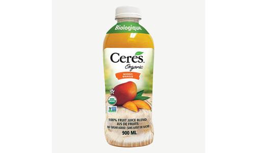 Organic Mango Juice- Code#: DR1457