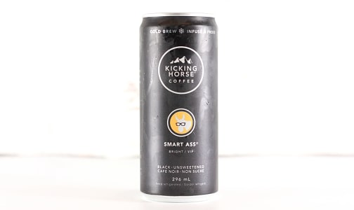 Organic Smart Ass Cold Brew Coffee- Code#: DR1465