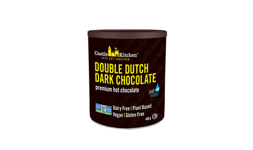 Double Dutch Dark Hot Chocolate- Code#: DR1467