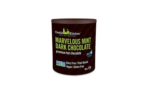 Marvelous Mint Dark Hot Chocolate- Code#: DR1468