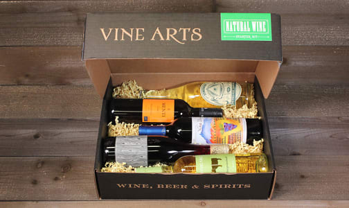 Natural Wine Starter Kit- Code#: DR1476