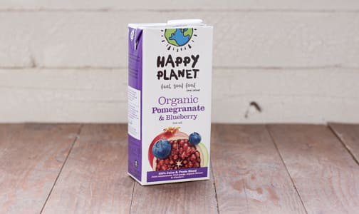 Organic Pomegranate Blueberry Juice- Code#: DR1505
