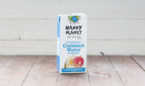 Organic Coconut Water Mango Juice- Code#: DR1506