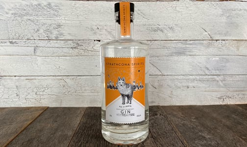 Strathcona Spirits -  Badlands Seaberry Gin- Code#: DR1517