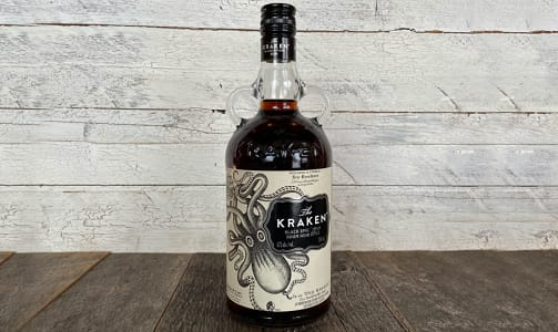 The Kraken - Black Spiced Rum- Code#: DR1529
