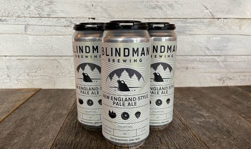 New England Pale Ale- Code#: DR1536